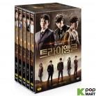 Triangle (DVD) (9-Disc) (English Subtitled) (MBC TV Drama) (Korea Version)