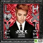 Jun. K Mini Album - Love & Hate