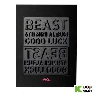 BEAST Mini Album Vol. 6 - Good Luck (Black Version)