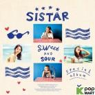 Sistar Special Album - Sweet & Sour
