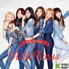 Hello Venus 4th Single Album