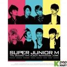 Super Junior M 2nd Mini Album - Perfection (CD+DVD) (Repackage) (Korea)