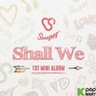 Snuper Mini Album Vol. 1 - Shall We