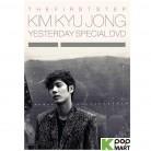 Kim Kyu Jong - The First Step (2DVD + Photobook) (Korea Version)
