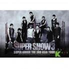 Super Junior The 3rd Asia Concert Album : Super Show 3