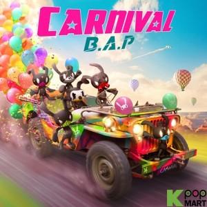 B.A.P Mini Album Vol. 5 - CARNIVAL (Normal Version)