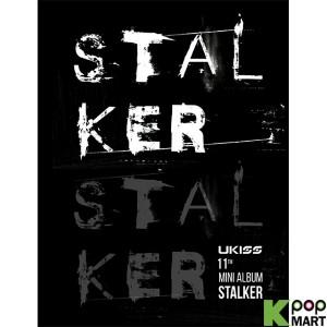 U-Kiss Mini Album Vol. 11 - STALKER