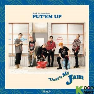 B.A.P Single Album Vol. 5 - Put'em Up