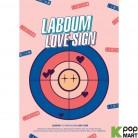 Laboum Mini Album Vol. 1 - LOVE SIGN