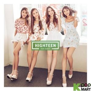 HIGHTEEN Mini Album Vol.1 - TEEN MAGIC