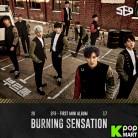 SF9 Mini Album Vol. 1 - Burning Sensation