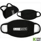 [ D ] 83- CM Black and White Mask