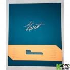 Kim Jae Joong Photo Book - Hero (Photobook + Making DVD + Poster) (Korea Version)