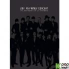 YG Family 2011 Concert (15th Anniversary Live CD + Photobook)