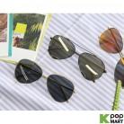 [ D ] Boing Metal Mirror Sunglasses