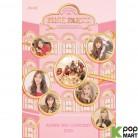 Apink 3rd Concert Pink Party (2DVD + Photobook + Postcard)