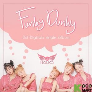 HOLICS Single Album Vol. 2 - Funky Dunky