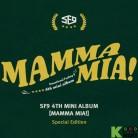 SF9 Mini Album Vol. 4 - MAMMA MIA (Special Edition)