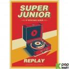 Super Junior Vol. 8 - REPLAY (Repackage)