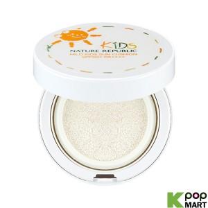 NATURE REPUBLIC Green Derma Mild Kids Sun Cushion SPF50+PA++++