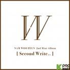 NAM WOO HYUN (Infinite) Mini Album Vol. 2 - SECOND WRITE