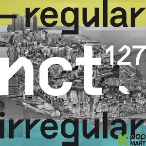 NCT 127 Album Vol. 1 - NCT 127 Regular-Irregular (Random)