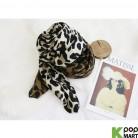 [ D ] Leopard Long Muffler