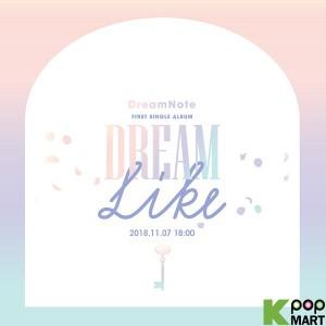 Dream Note Single Album Vol. 1 - Dreamlike