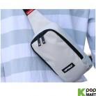 [ D ] Mini Simple Waist Bag