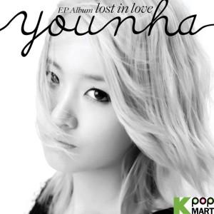 Younha Mini Album - Lost in Love