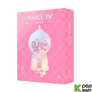 Twice - TWICE TV 2018 DVD (4 DISC)