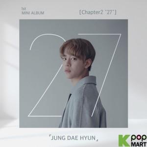 "JUNG DAEHYUN Mini Album Vol. 1 - Chapter2 ""27"""