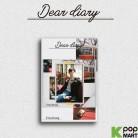 Yoon Ji Sung Special Album - Dear diary (Kihno)