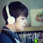 Shayne 2nd Mini Album - Shayne's New World ( Limite Edition )