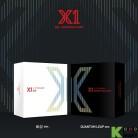 X1 Mini Album Vol. 1 - BISANG : QUANTUM LEAP (Kihno) (Random)