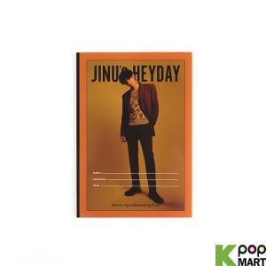 JINU - [HEYDAY] NOTE