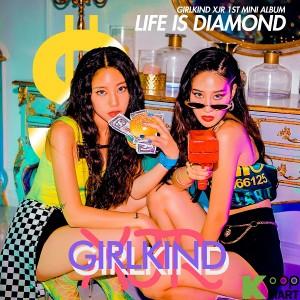 GIRLKIND XJR Mini Album Vol 1 - Life is Diamond