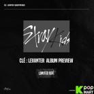Stray Kids Mini Album - Cle : LEVANTER (Limited Ver.)