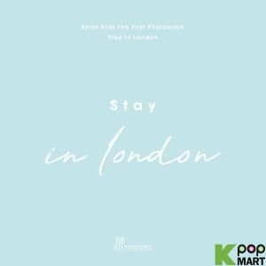 Stray Kids - 1st Photobook [Stay in London]