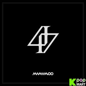 MAMAMOO Album Vol. 2 - reality in BLACK