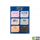 WINNER - [CROSS] LETTER CARD SET