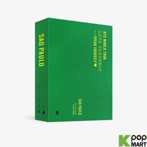 BTS - BTS 'LOVE YOURSELF' SAO PAULO DVD (2 DISC)