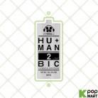 2Bic Mini Album Vol. 1 - HU+MAN