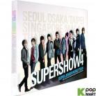 Super Junior - Super Show 4 Concert Photobook