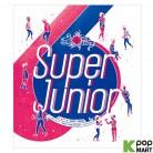Super Junior Vol. 6 (Repackage) : SPY
