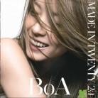 BoA - MADE IN TWENTY(20) CD + DVD Edition