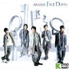 Arashi Single Album Vol. 38 - Face Down (Normal Edition) (Korea Version)