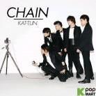 KAT-TUN Vol. 6 - Chain (Normal Edition) (Korea Version)
