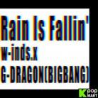 w-inds. - Rain Is Fallin' / Hybrid Dream (Normal Edition) (Korea Version)