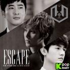 KIM HYUNG JUN 2ND MINI ALBUM - ESCAPE TYPE 3 : CD + DVD NUMBER 2